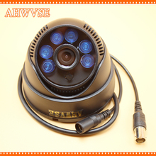 цена на Analog Camera 1200tvl Surveillance security system Infrared Camera CCTV Camera 700tvl night Vision Security indoor Dome Cameras
