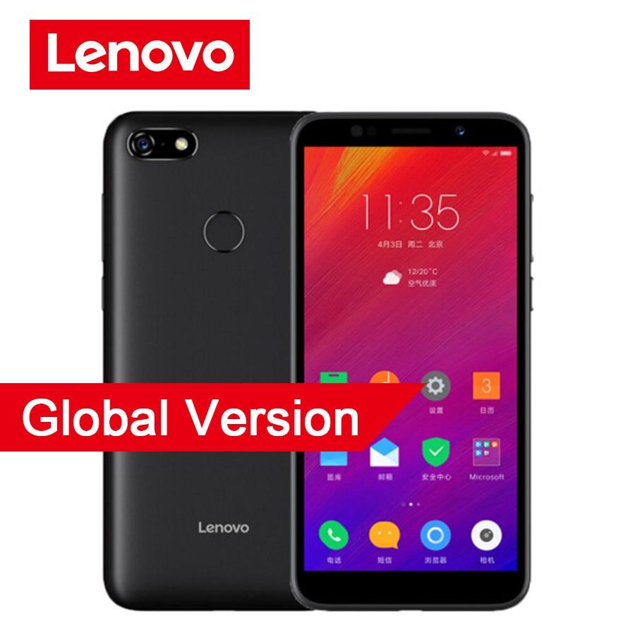 Global Version Lenovo A5 MTK6739 Quad Core 5.45'' SmartPhone 3GB RAM 16GB ROM Cellphone Fingerprint 4G-LTE Mobile Phone