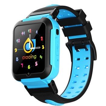 Whatsapp Smart 4G GPS Kids Students Bluetooth Music Camera Wristwatch Video Call Monitor Tracker Location Android Phone Watch 4