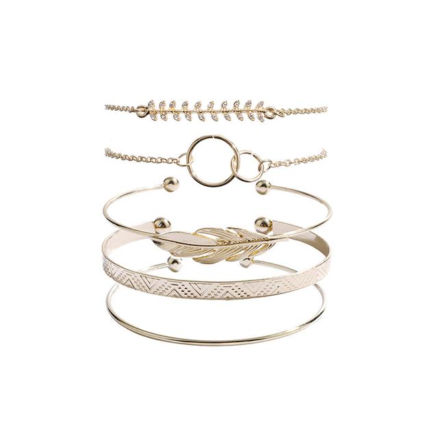 Bohemian Open Bracelets and Bangles