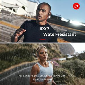 Image 3 - Mpow Flame 2 Sport Earphones Bluetooth 5.0 IPX7 Waterproof Earbuds 13 Hrs Long Standby CVC6.0 Noise Cancelling Earbuds with Mic