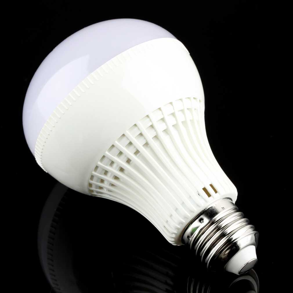 ICOCO E27 3W 5W 7W 9W 12W Warm/Cool White Voal LED Bulb Light Lamp Energy Saving
