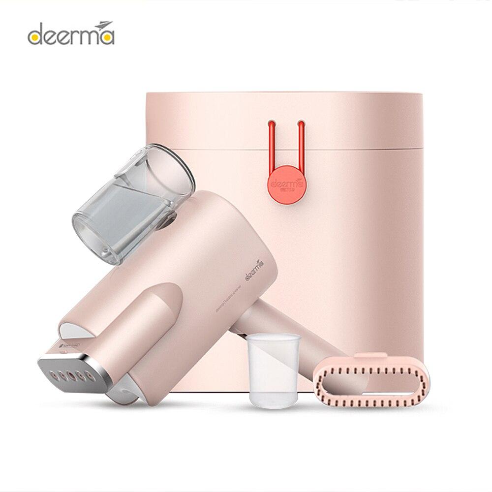 Новый оригинальный ручной отпариватель для одежды Deerma, складной электрический паровой утюг, стерилизация морщин для домашней техники
