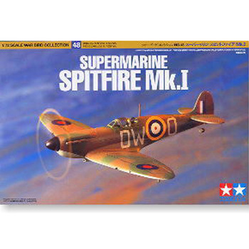 TAMIYA 60748 1/72 Super Marine Spitfire Mk.I Fighter Aircraft Plane Display Collectible Toy Plastic Assembly Building Model Kit trumpet 01646 1 72 be 6 soviet march water aircraft assembly model