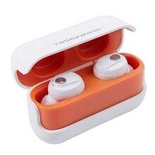 D18 TWS Wireless Bluetooth Headset 5.0 DSP Deep Noise Reduction