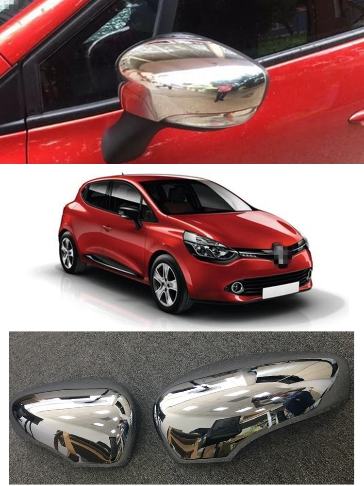 Renault Clio MK4 Clear film rear Bumper Protector