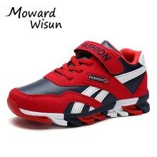 Good Quality Fashion Children Sport Shoes for Boys Warming L