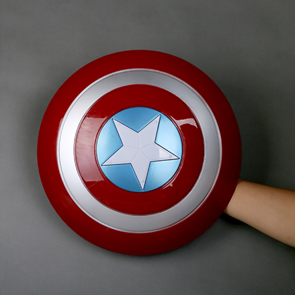 Marvel Legends Captain America Shield w// LED Light /& Sound Kids Cosplay Toy Gift
