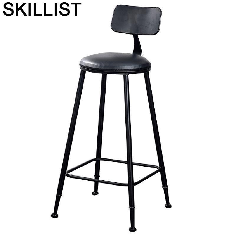 Banqueta Sandalyesi Para Taburete De La Barra Table Sgabello Sedie Fauteuil Cadir Stoelen Cadeira Stool Modern Silla Bar Chair