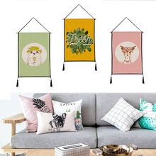 Pure&Fresh tapestry Hanging picture decorative paintings household textile custom polyester 45cm*65cm