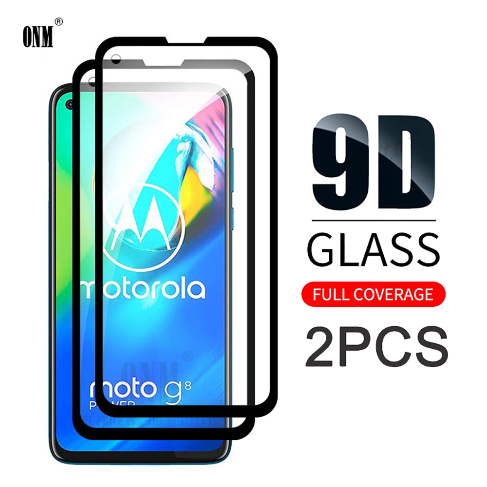 G8 Power 9D Curved Tempered Glass On The For Motorola Moto G8 Power Screen Protector For Motorola Moto G8 Plus Protection Film