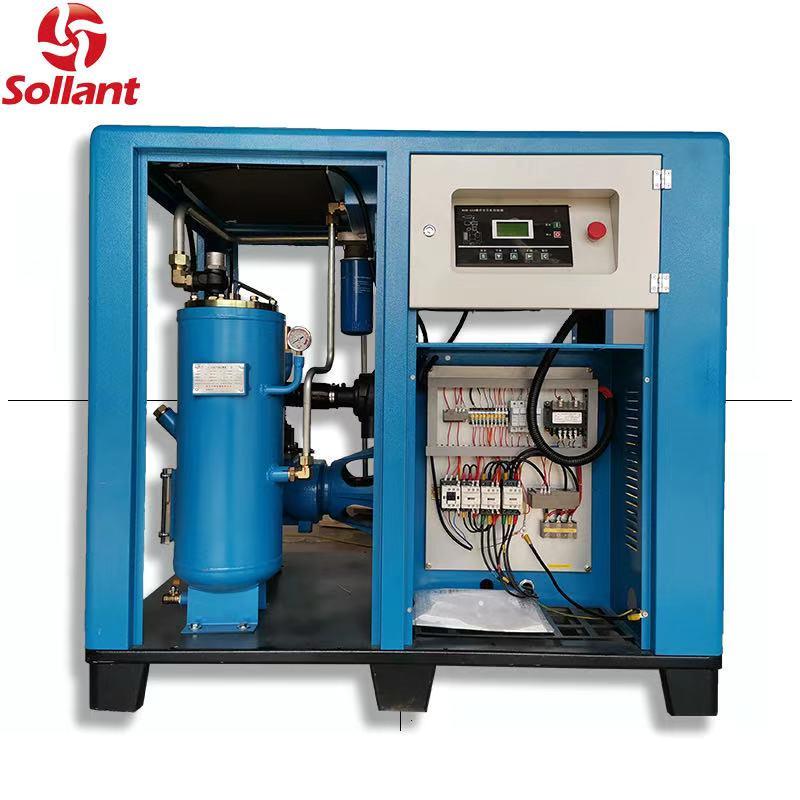 Screw air compressor rotorcomp rotary screw air compressor   37kw
