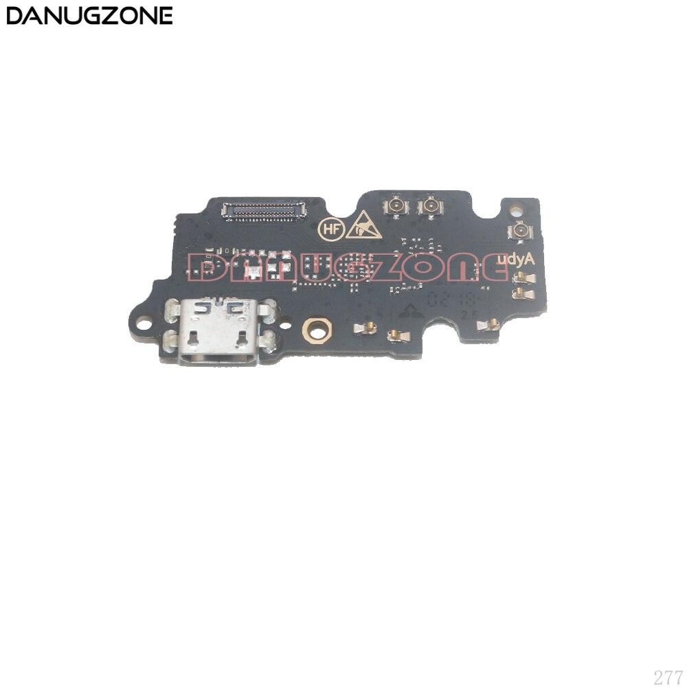 Док-станция с USB-разъемом для зарядки, Штекерный разъем, зарядная плата, гибкий кабель для ZTE Blade V9 Vita V10
