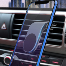 DuDa Magnetic Car Mobile Phone Holder For in L Shape Air Vent Mount Stand Magnet Cell Support