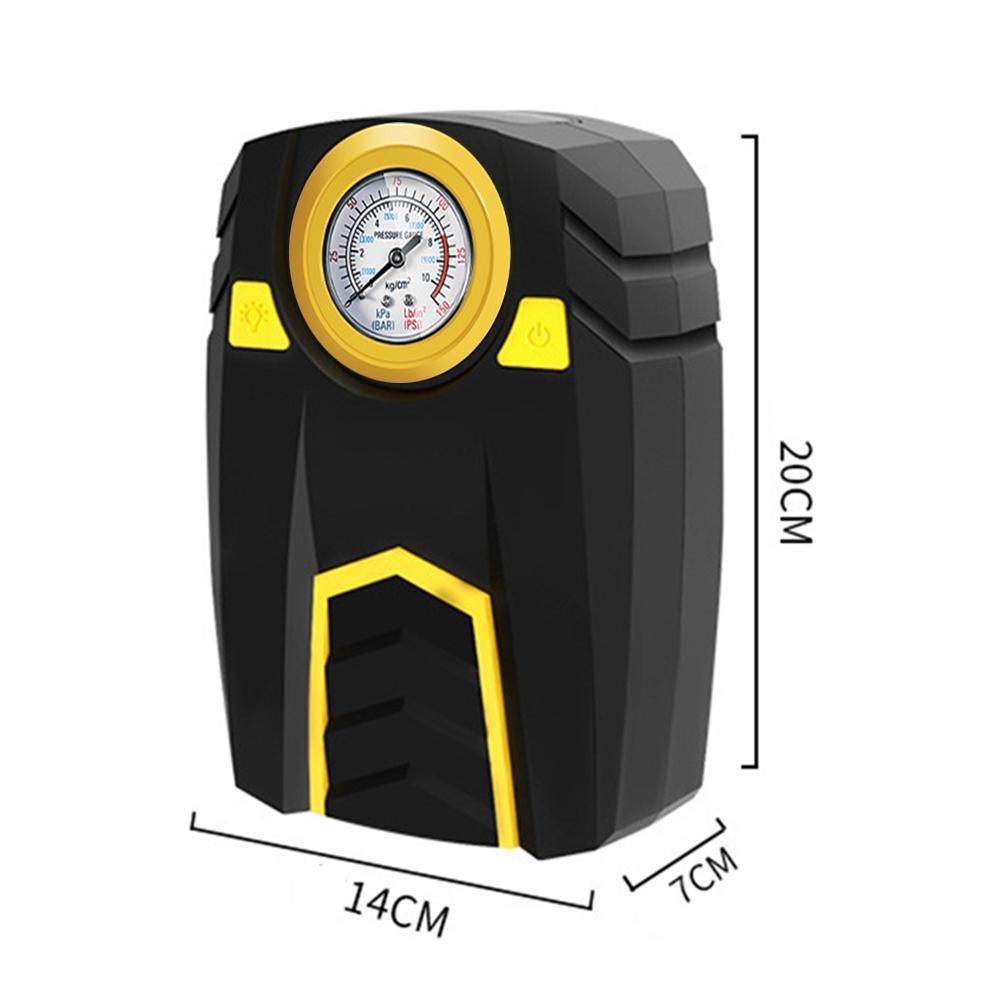 compressor de ar portatil para carro bicicletas 05
