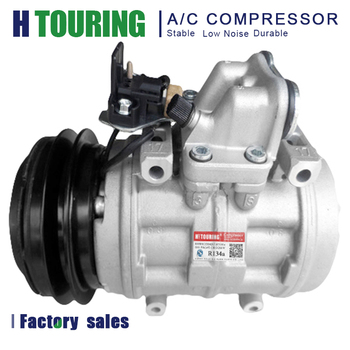 10p17c compressor For Mercedes R107 W126 420SEL 000230251188A 0002302511 471-0233 65633034039 656 33034 039 000 230 25 11
