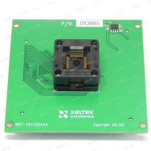 Image 5 - 100% الأصلي جديد XELTEK SUPERPRO DX3005/CX3005 محول ل 6100/6100N مبرمج DX3005/CX3005 المقبس شحن مجاني