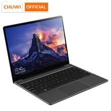 CHUWI-pc portable GemiBook avec écran IPS de 13 pouces, Windows 10, processeur Intel Celeron Quad Core, processeur LPDDR4X, SSD de 12 go et 256 go, clavier rétroéclairé