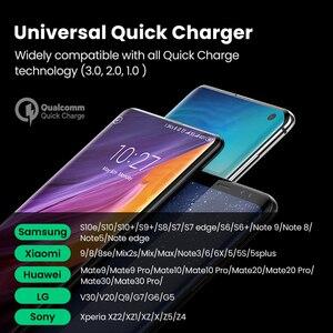 Image 5 - Ugreen cargador de pared USB de carga rápida para móvil, cargador de pared con QC 3,0 de 36W para Samsung, Xiaomi, iPhone X, QC3.0, Adaptador europeo