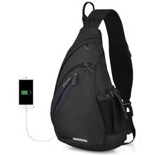Mixi mężczyźni plecak na ramię torba na jedno ramię chłopcy Student School Bag University podróże służbowe wszechstronny 2020 Fashion New Design M5225