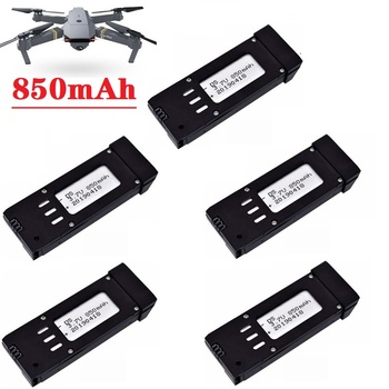 upgraded 7 4v 2300mah 2s 35c li po rechargeable battery with xt30 plug spare parts for mjx bugs 3 6 b3 b6 rc drone quadcopter Upgraded Version 850mAh 3.7V Lipo Battery For E58 S168 JY019 RC Drone Quadcopter Spare Parts 3.7v Rechargeable Battery