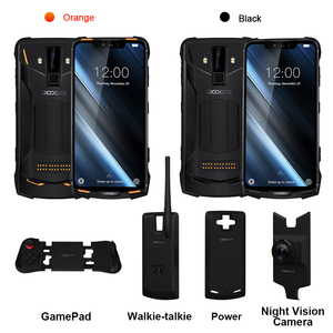 Image 5 - IP68/IP69K DOOGEE S90 Modular Rugged Mobile Phone 6.18inch Display 5050mAh Helio P60 Octa Core 6GB 128GB Android 8.1 16.0M Cam