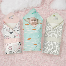 Newborn Blanket Baby wrap envelope Swaddle Infant Sleep bags Sleeping sacks Chil