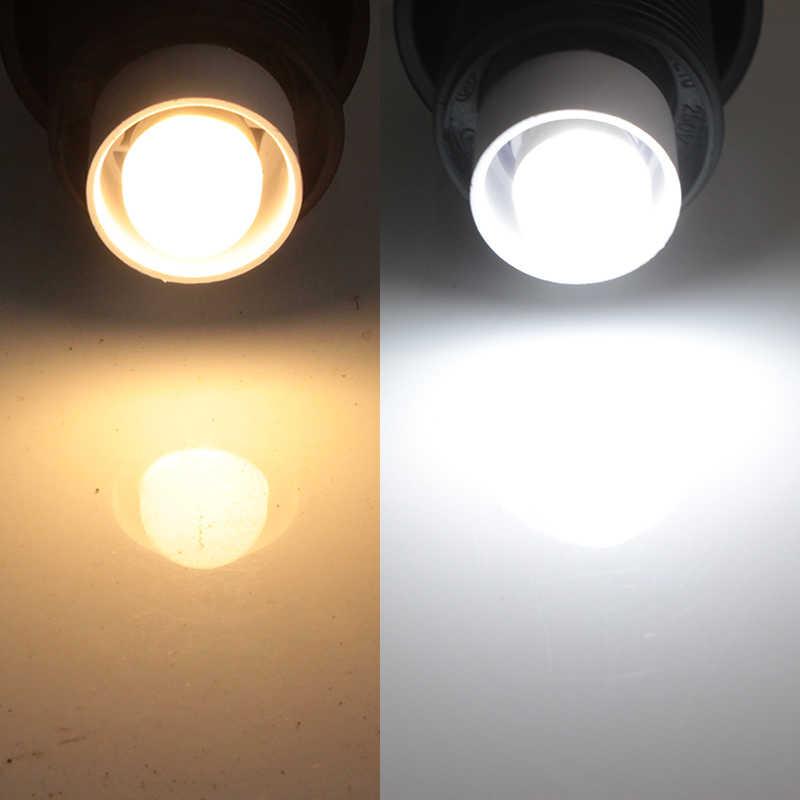 Ampolletas led ampoule lumière E14 1W mini coquille givrée lampe économiseuse d'énergie Dc 12v 24 v 60v samll e 14 candle12 24 volts spots