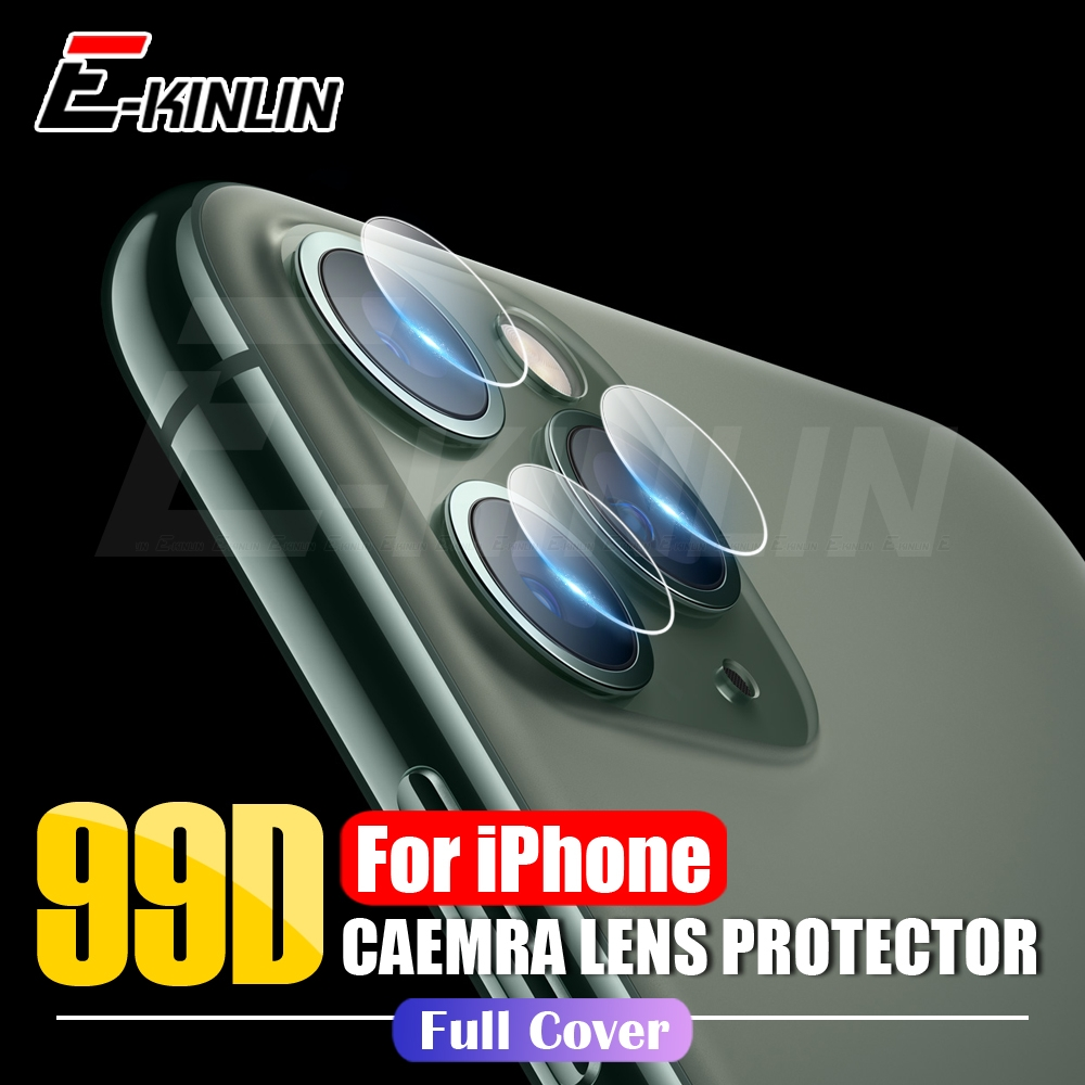 Back Camera Lens Screen Protector Protective Film For Apple IPhone 11 Pro X XR XS Max 10 8 7 6 6S Plus Clear Tempered Glass