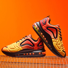 Couple Casual Shoes Breathable Mesh Men Sneakers Air Cushion