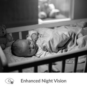 Image 5 - Yi 2Pc Smart Home Camera 1080P Full Hd Indoor Babyfoon Huisdier Ai Menselijk Ip Camera Beveiligingscamera S draadloze Bewegingsdetectie