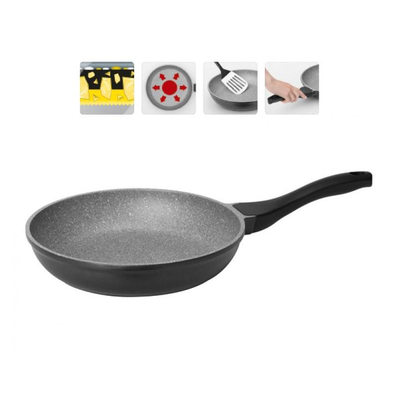 Frying Pan NADOBA, Grana, 24 cm frying pan griddle nadoba grana 28 cm
