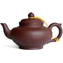 Yixing zisha чайный горшок 280 мл РУЧНАЯ РАБОТА китайские фиолетовые