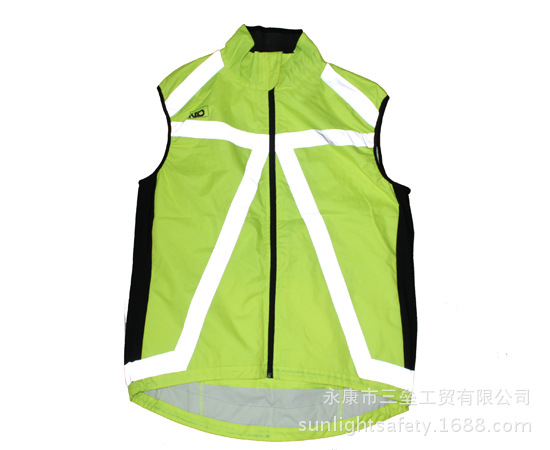 Manufacturers Direct Selling Third Base Fluorescent Vest Outdoor Night Travel Safe Quality Create Life SL8012