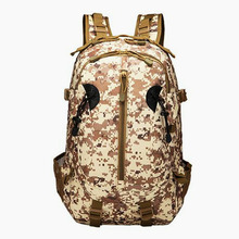 Military Bag Tactical Backpack Outdoor Travel Bags 3P Camouflage Waterproof Army Rucksacks Mountaineering Trekking Hiking Bags
