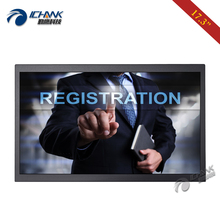 Купить с кэшбэком ZB173TC-V59/17.3 Inch 1920x1080p 16:9 Widescreen HDMI VGA Wall-mounted Metal Shell Industrial Touch Monitor LCD Screen Display