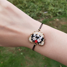 FAIRYWOO Dog Bracelets Handmade Beaded Charm Women Jewelry Ins Hot Sale Animal New Arrival Friendship Gifts