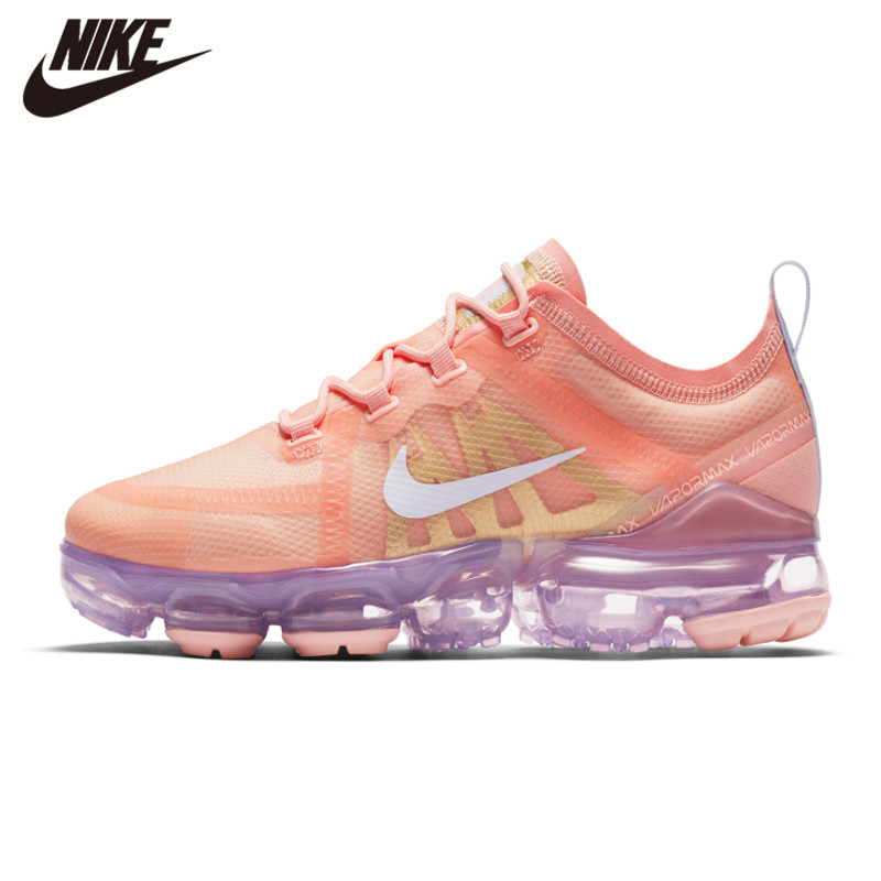 Nike Air VaporMax 2019 Running Shoes For Women Outdoor Sneakers Lightweight Breathable AR6631 002