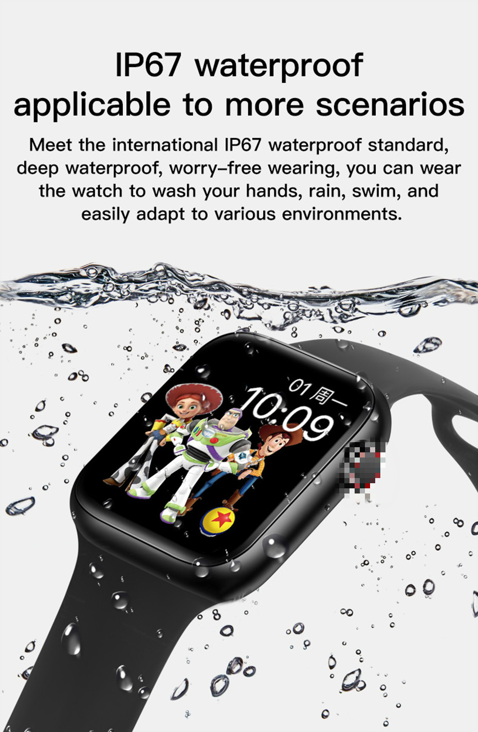 Hw22 Series 6 Smart Watch