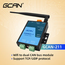 Ethernet преобразователь canbus поддерживает режим точки доступа