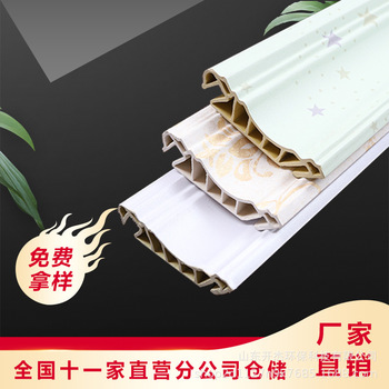 Finch Good Bamboo Wood Fiber Integrated Wallboard 100 Crown Moulding Wall Panel Skirting