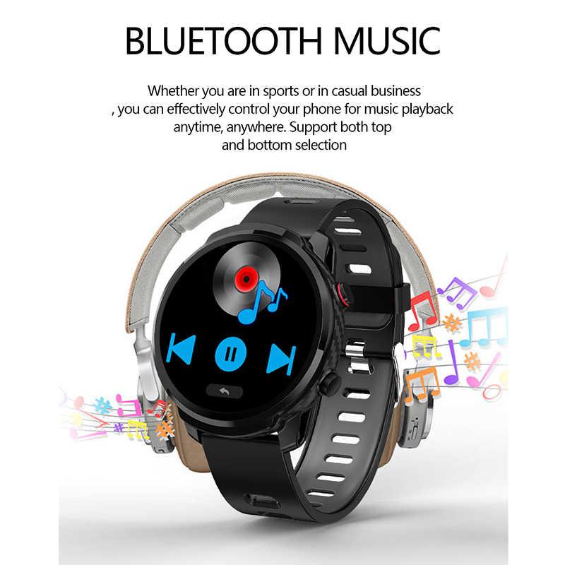 LIGE 新規スマート腕時計フルタッチスクリーン心拍数モニター血圧フィットネストラッカースマートウォッチスポーツウォッチ IOS アンドロイド N58