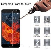 9H HD Закаленное стекло протектор экрана для Meizu MX6 MX5 MX4 защитное стекло на Meizu U20 U10 E2