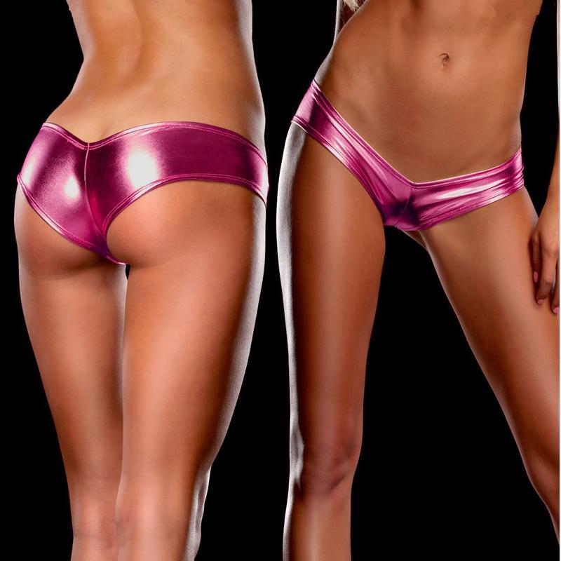 Shiny Lingerie Panties