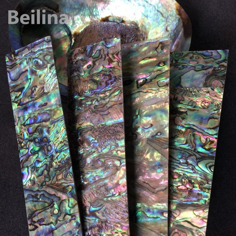 Сделай Сам, 14 см/4 см, толщина 1 мм, новозеландская морская оболочка, лист для музыкальных инструментов, аксессуары и материалы для украшения ...