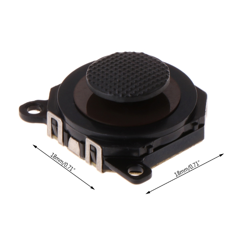 3D Analog Joystick Thumb Stick Replacement For Sony PSP 1000 Console Controller U50D For PS4