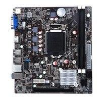 Brand New Motherboard LGA 1155 For Intel H61 DDR3 Memory Dual channel 16GB Computer MainBoard LGA1155 For I3 I5 I7 Xeon Pentium