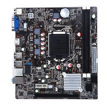 H61 placa base LGA 1155 DDR3 memoria 16GB Micro-ATX LGA 1155 placa base 1155 para Intel H61 LGA1155 Core I3 I5 I7 Xeon CPU(China)