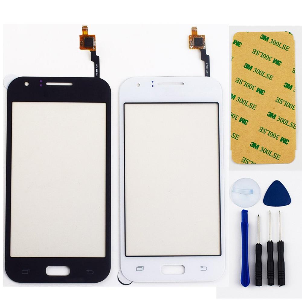 For Samsung Galaxy J1 J100F J100H J100 SM-J100F LCD Display Panel Monitor Module + Touch Screen Digitizer Sensor Glass
