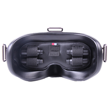 For DJI FPV Goggles V2 Protection Precise Molding Pad Multifunction Protective Cover Coverage Dust Proof Sunshade Accessories
